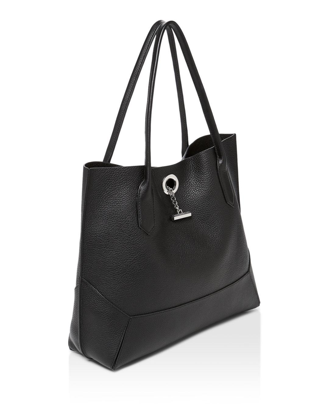 015d08451 Botkier Waverly Leather Tote in Black - Save 39% - Lyst