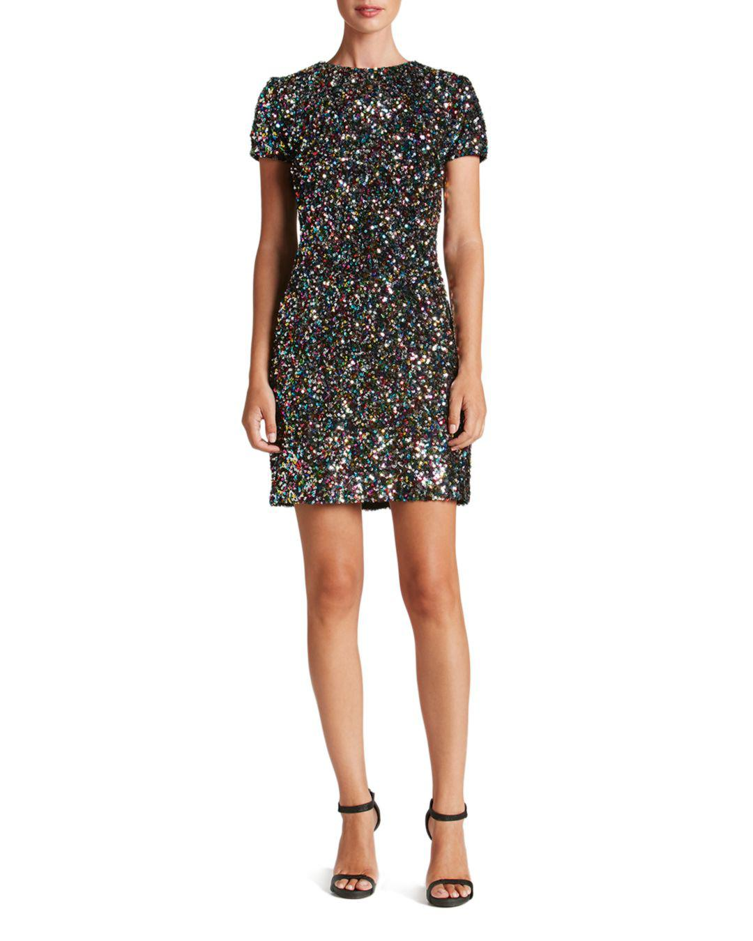 bc4f885a Gallery. Previously sold at: Bloomingdale's · Women's Black Dresses Women's  Sequin Dresses