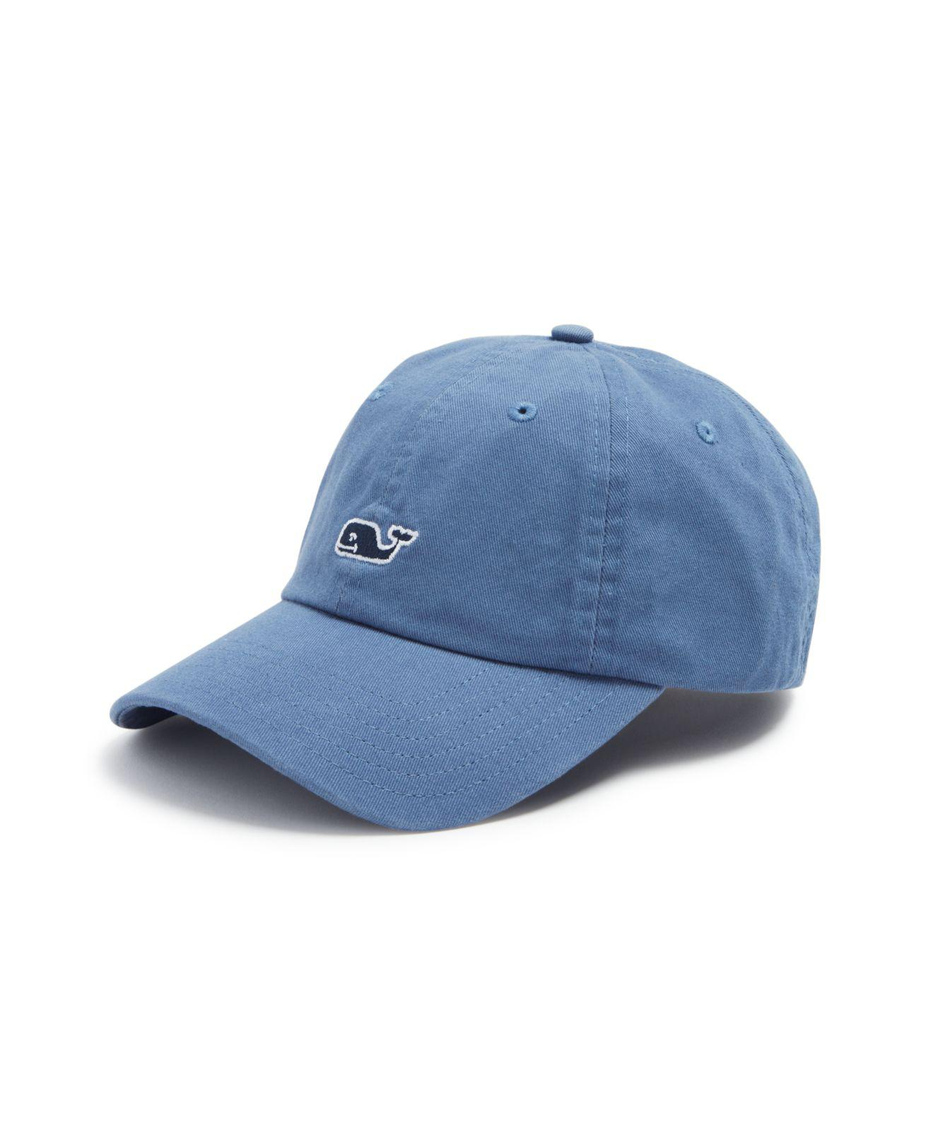 Vineyard Vines Classic Baseball Cap in Blue for Men - Lyst 2b78b250ec02