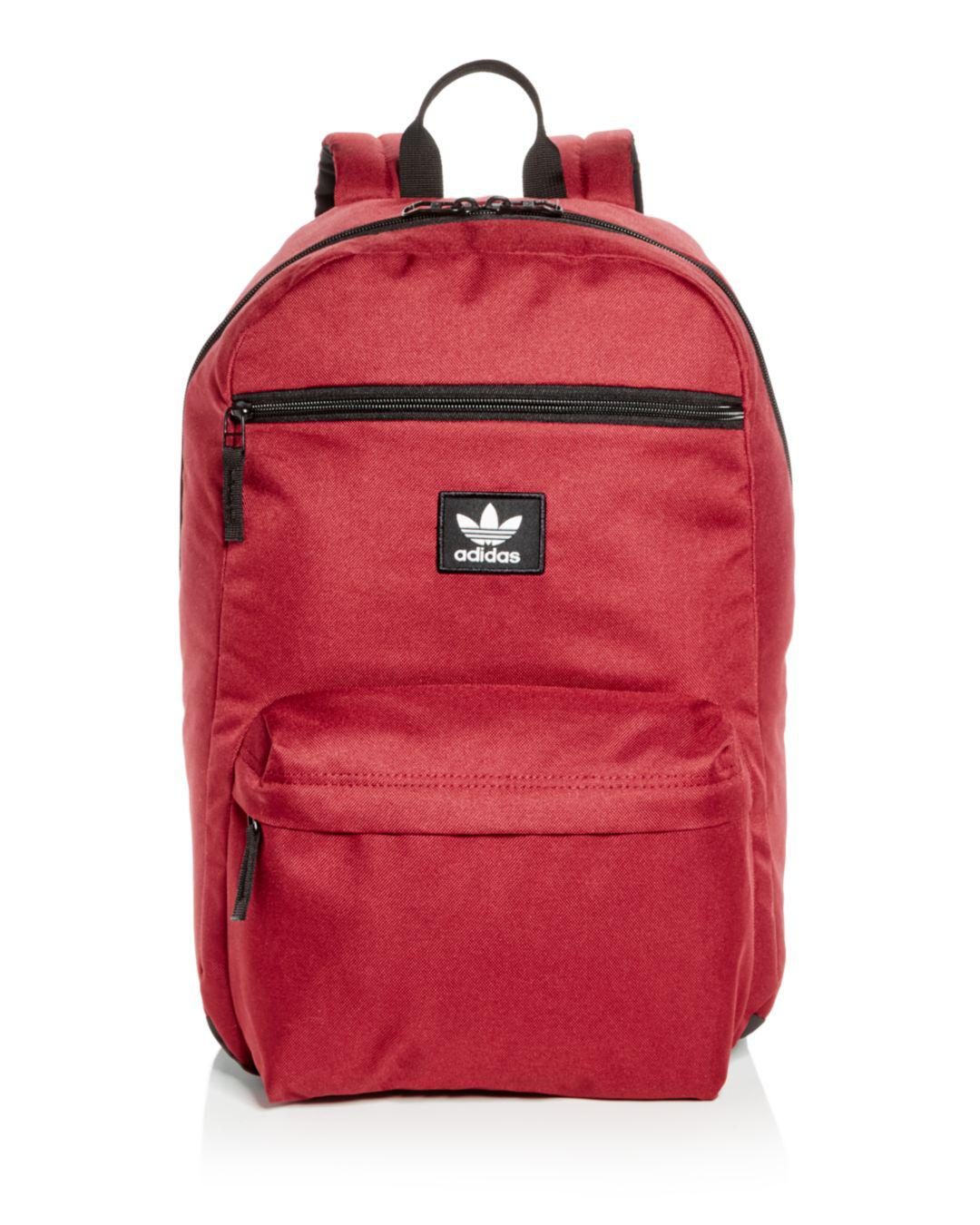 cd4a9e12ef Adidas - Multicolor Originals National Backpack for Men - Lyst. View  fullscreen