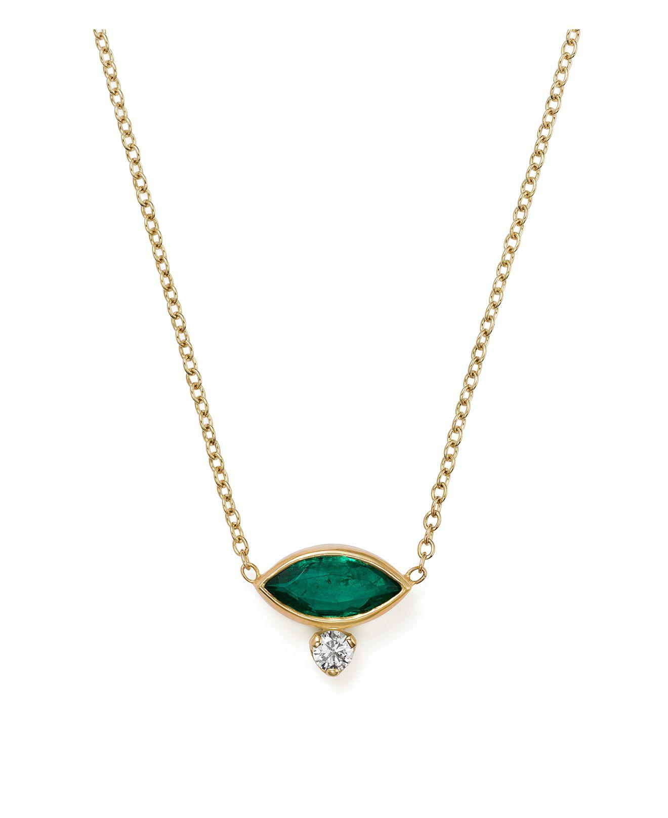 gold marquise retail pendant bezel set l diamond necklace