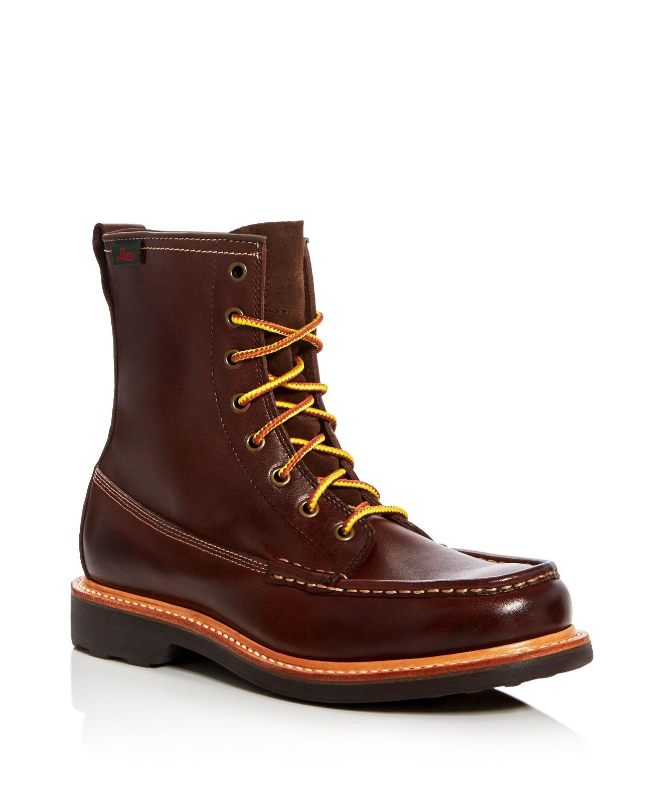 bf1324d6476 G.H. Bass & Co. - Brown Anthony Boots for Men - Lyst