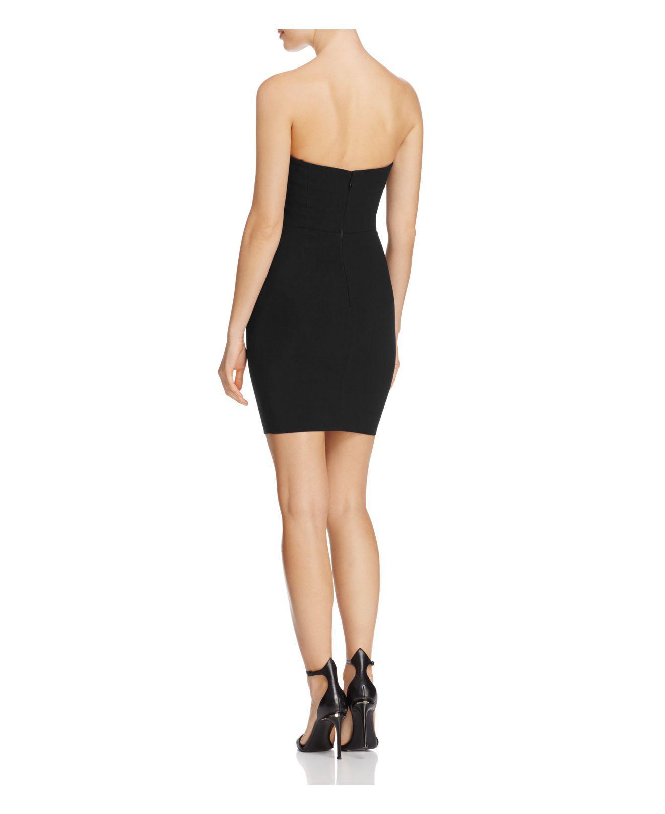 Bustier style dress