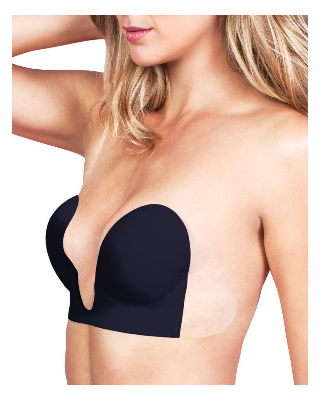 57291ac7fa6af Lyst - Fashion Forms Backless U-plunge Strapless Bra in Black