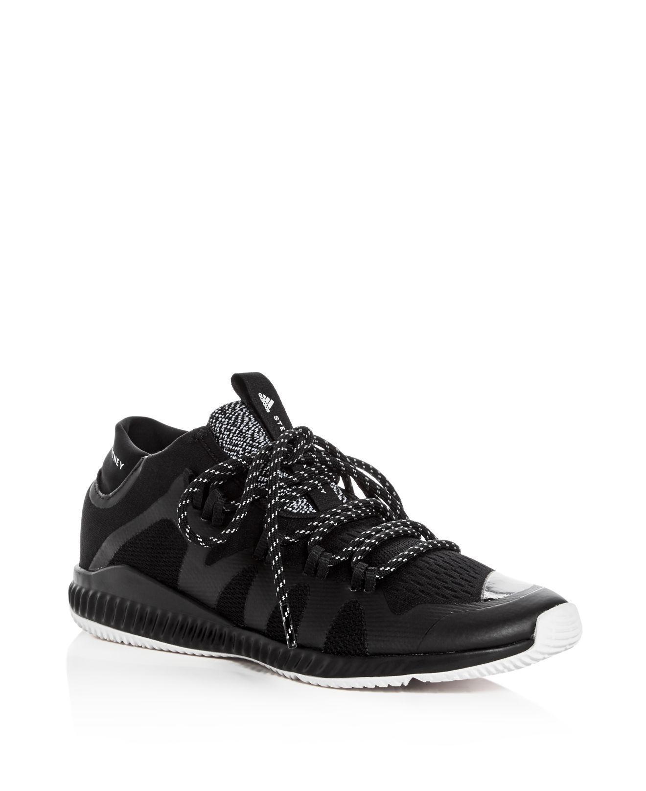 adidas Women's Crazytrain Pro Mid Top Sneakers