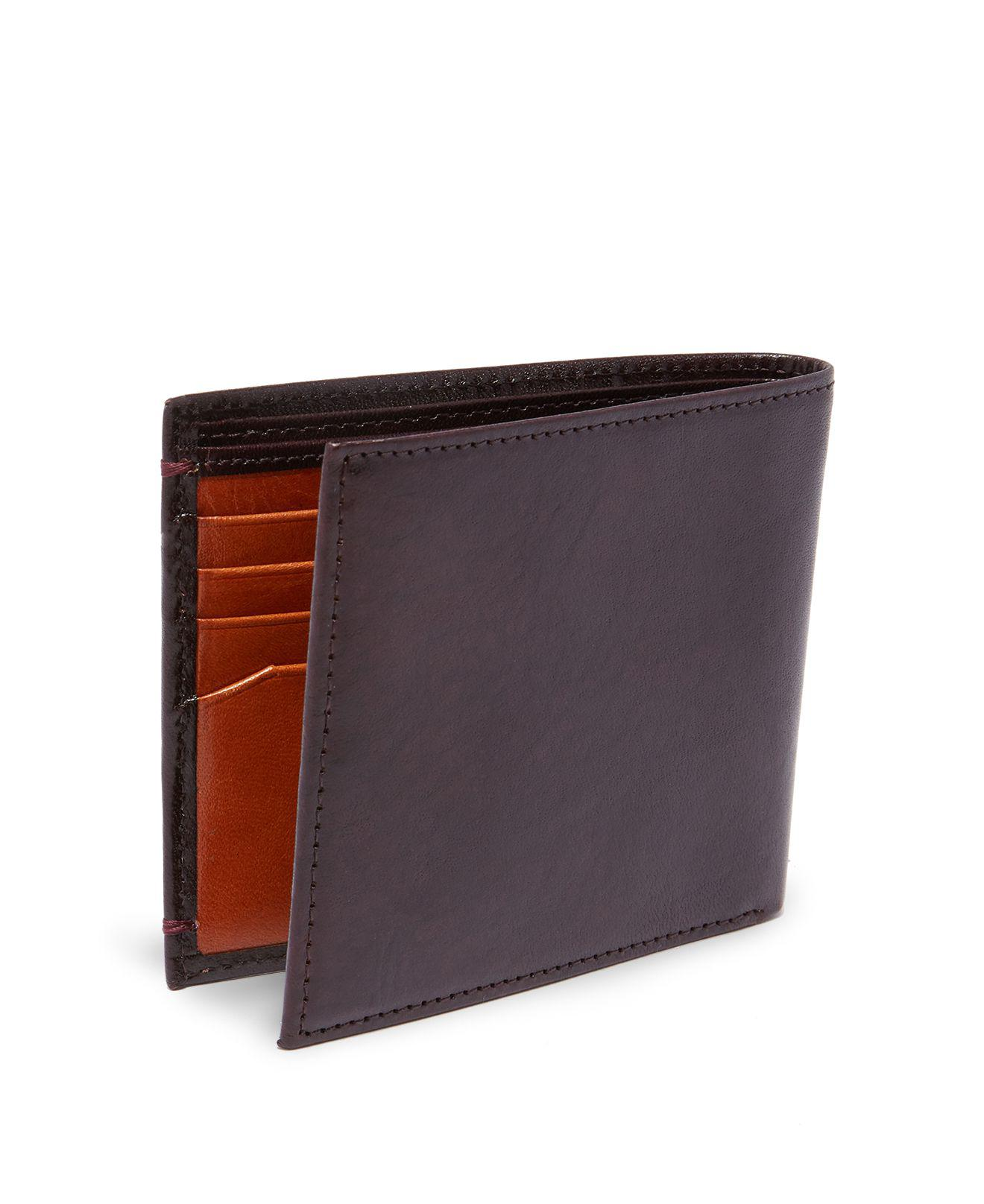 5e497b889 Lyst - Ted Baker Vivid Colored Wallet in Red for Men
