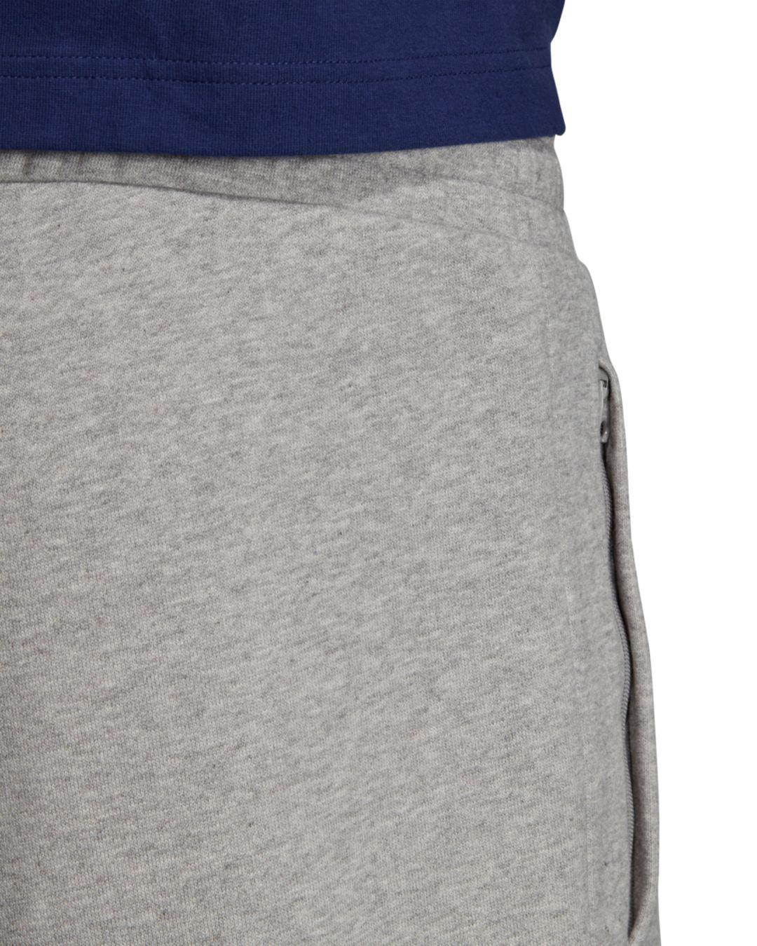 375db2164 Adidas Originals - Gray Archive French Terry Sweatpants for Men - Lyst.  View fullscreen