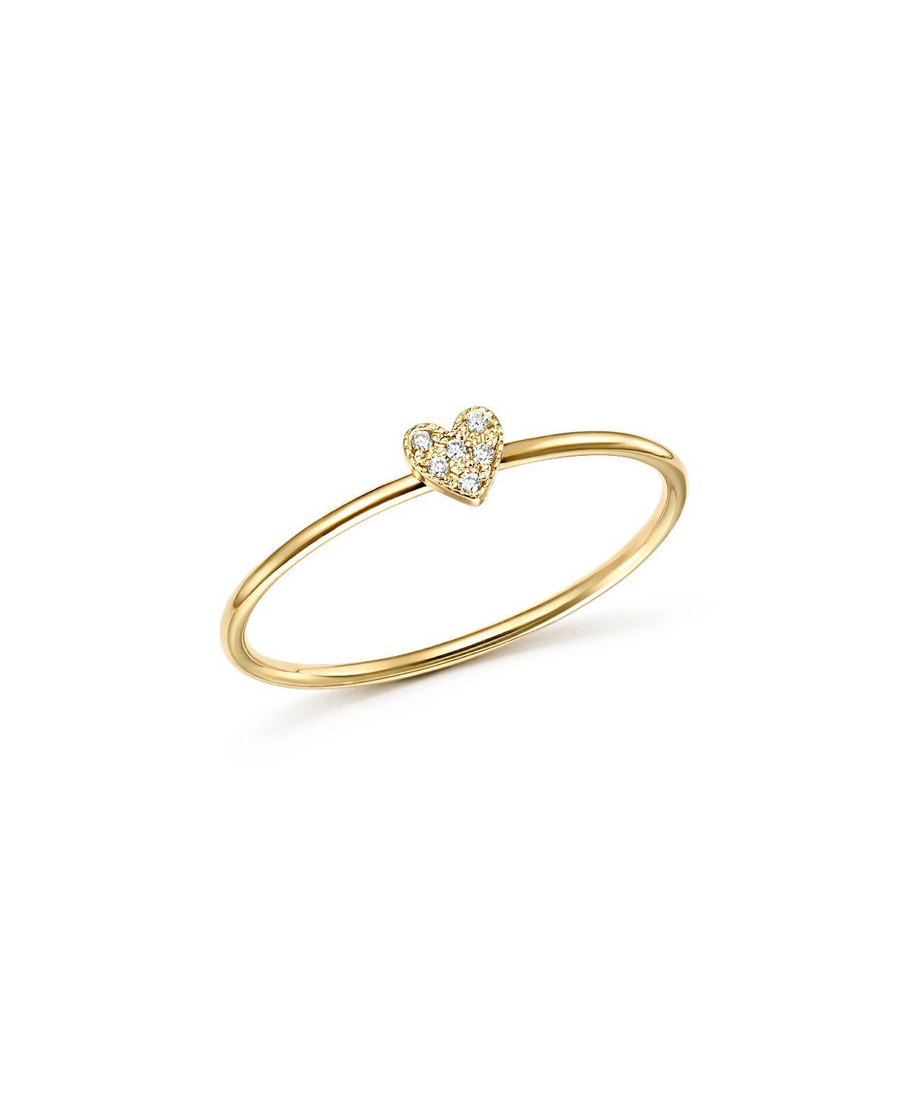 Zoë Chicco 14k Prong Diamond Wrap Ring J7KmHQ