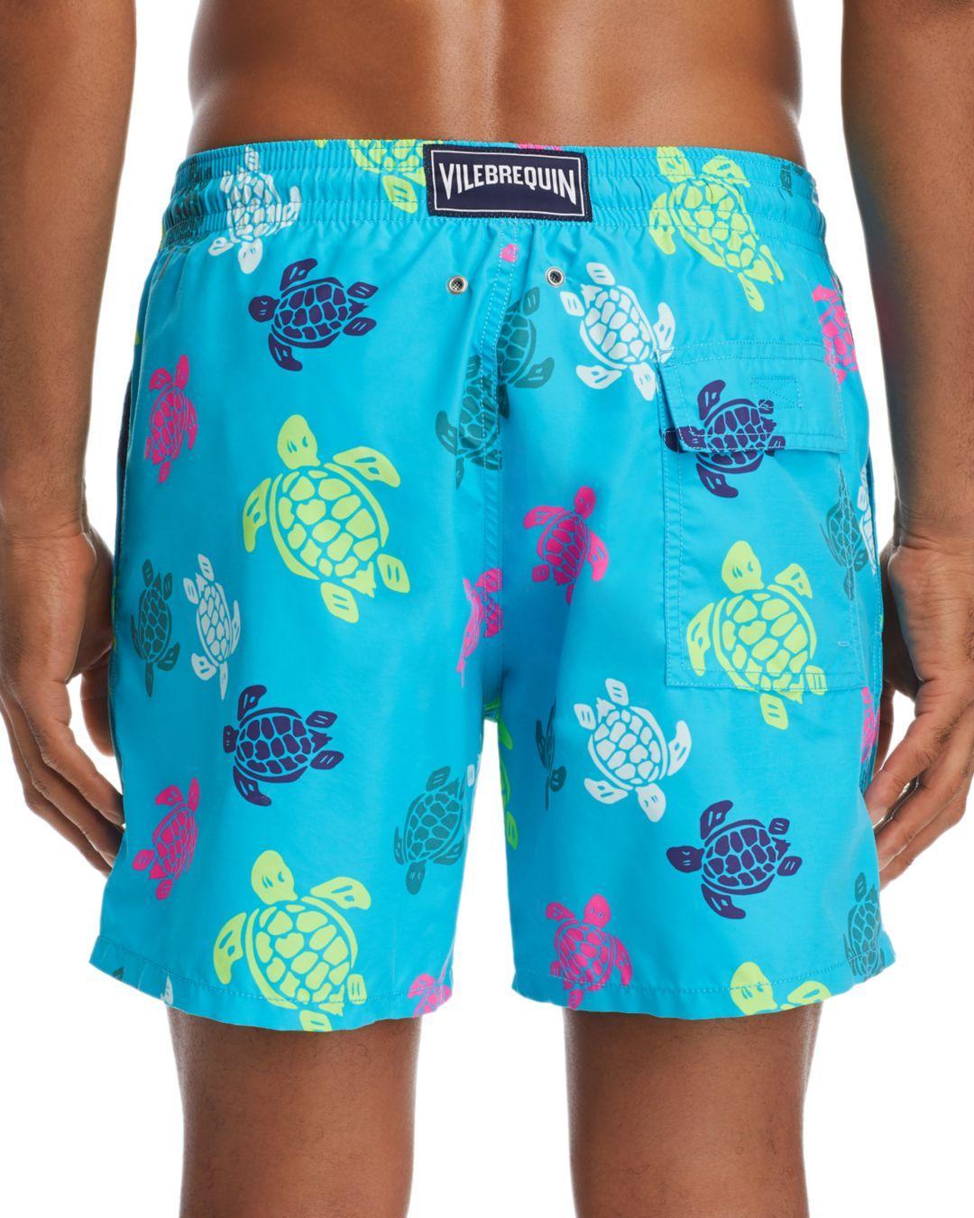 3f619830d7 ... Vilebrequin - Blue Moorea Multicolored Turtle - Print Swim Shorts for  Men - Lyst · Visit Bloomingdale's. Tap to visit site