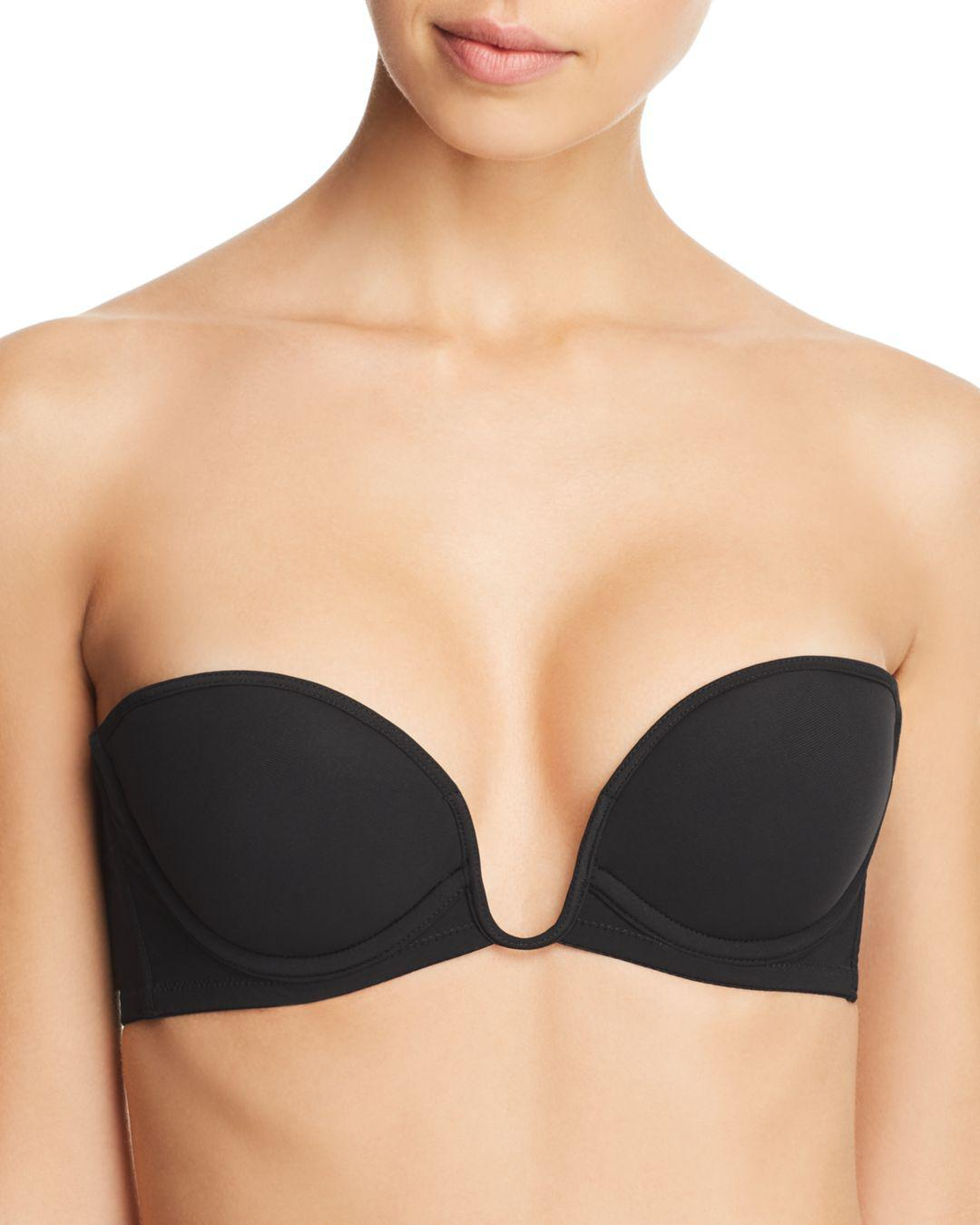51c696539b514 La Perla Second Skin Convertible Strapless Push-up U-wire Bra in ...