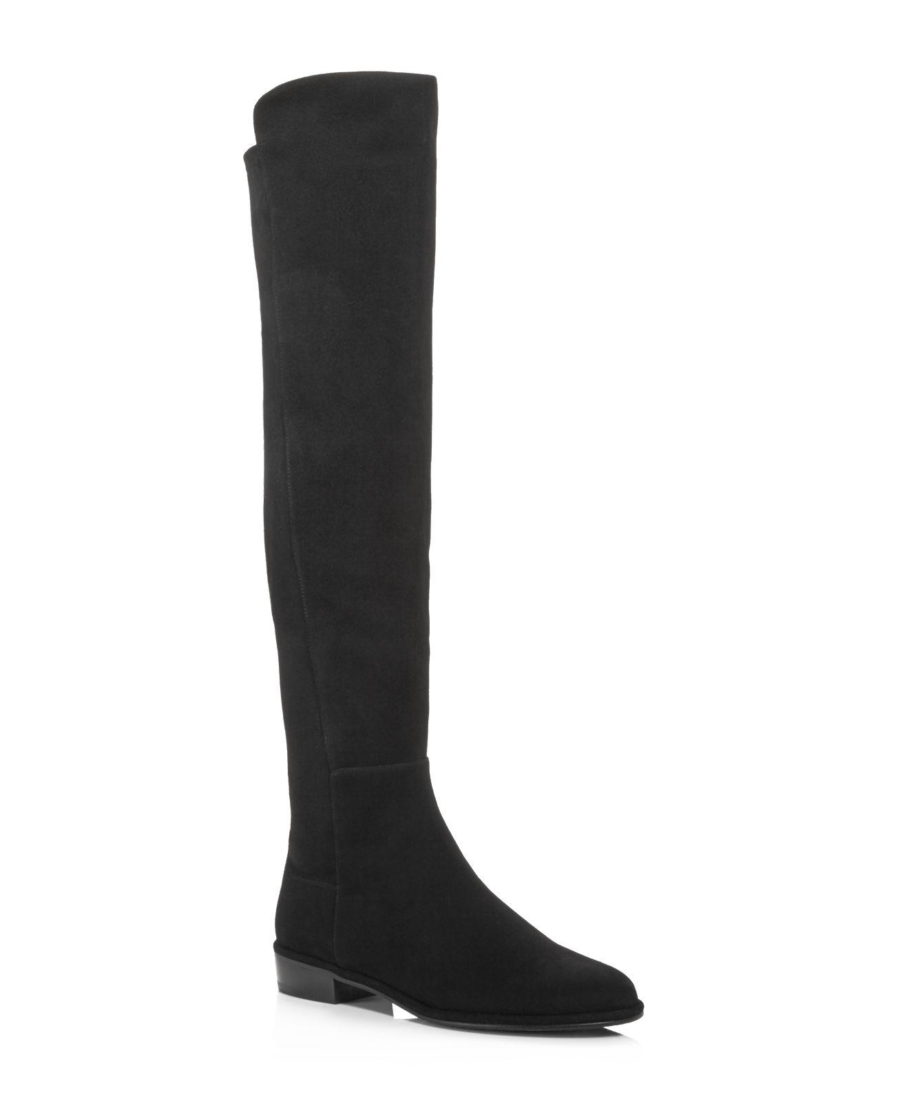 Get Authentic Stuart Weitzman Allgood Skimmer over-the-knee boots Manchester For Sale drFYFcF7d