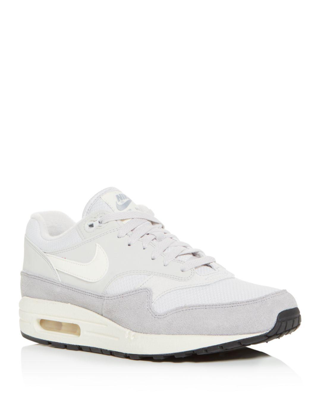 brand new 87eff 0400a Nike. Men s Gray Air Max 1 Vast ...