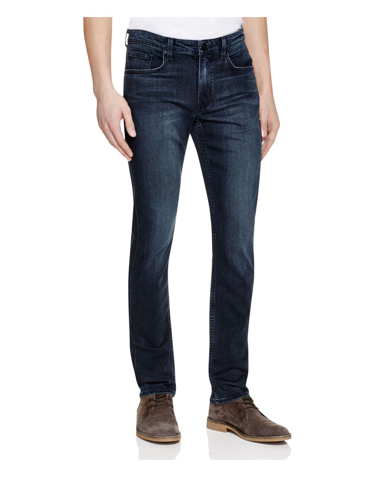 Lennox jeans - Blue Paige l7riQHQQm