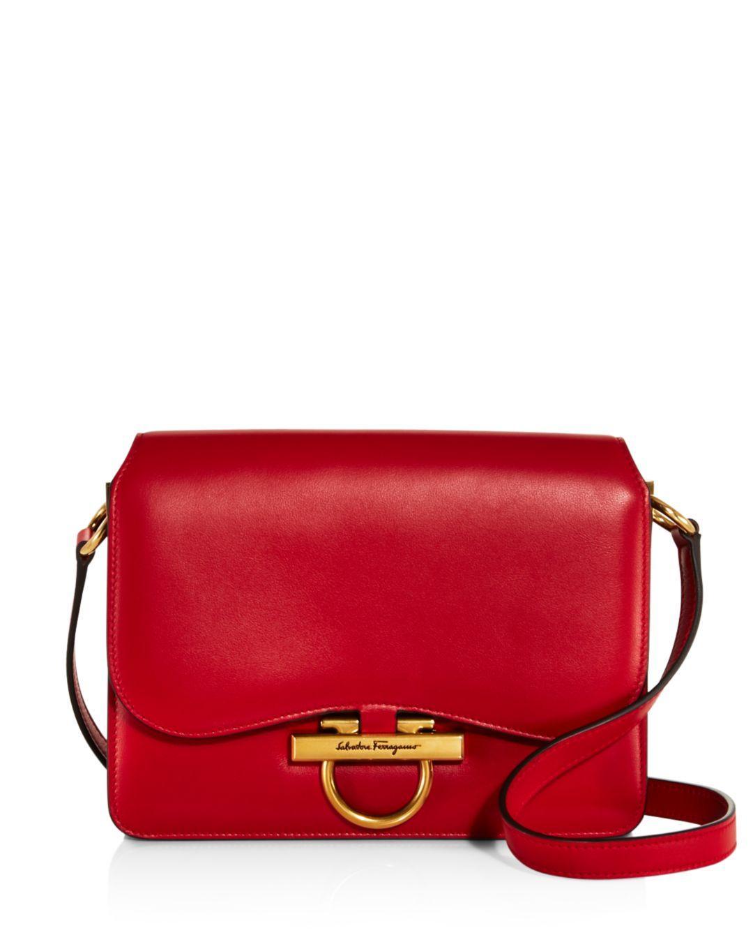 3694d95398c8 Ferragamo. Women s Medium Classic Flap Shoulder Bag