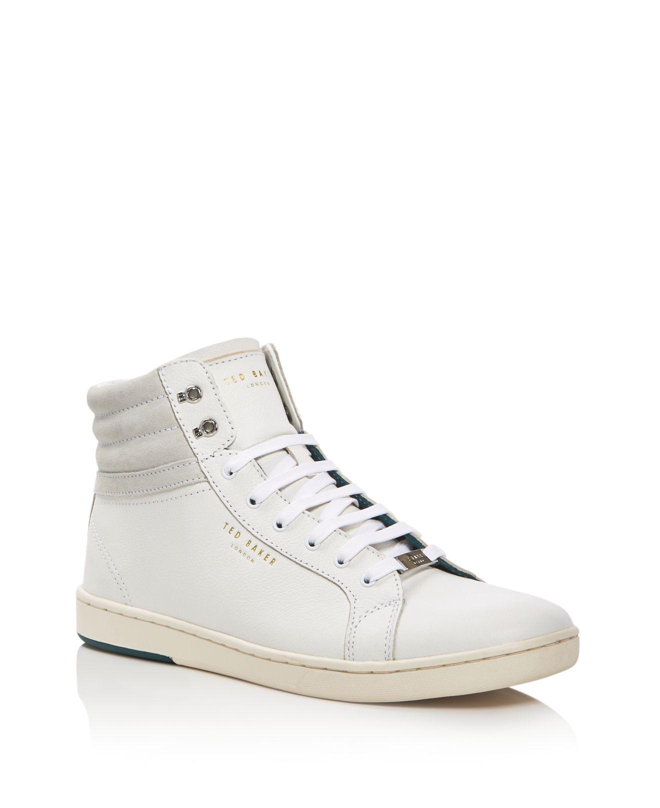 Ted Baker Mykka High Top Sneakers
