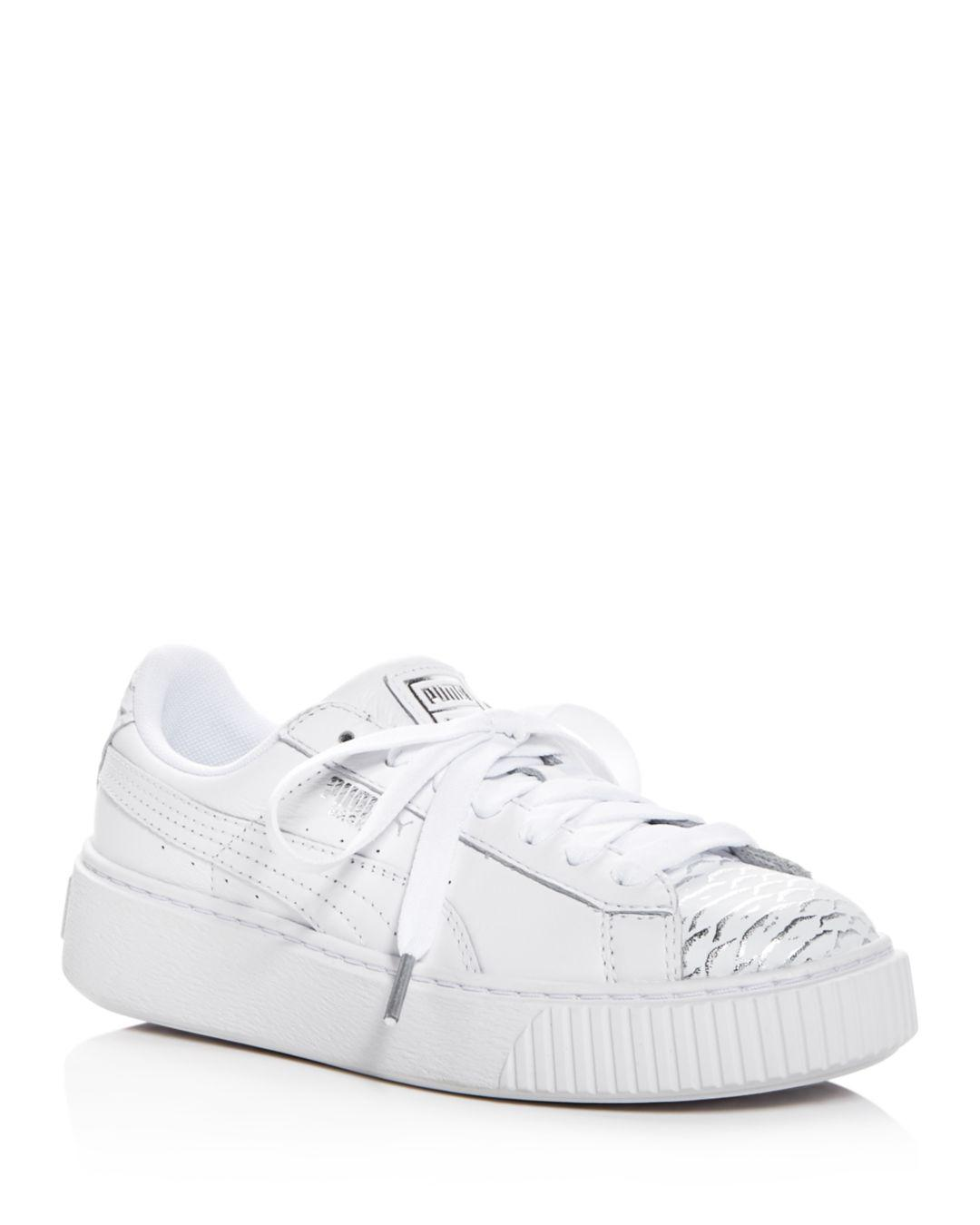 128e608b350e Gallery. Previously sold at  Bloomingdale s · Women s Platform Sneakers ...