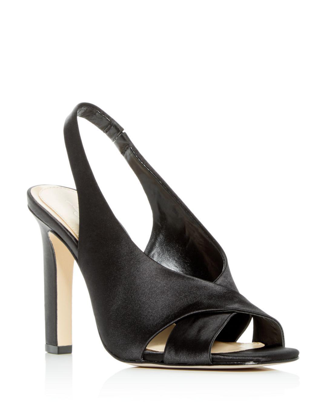 352c52aaf17 Imagine Vince Camuto. Black Women s Wrennie Slingback High-heel Sandals