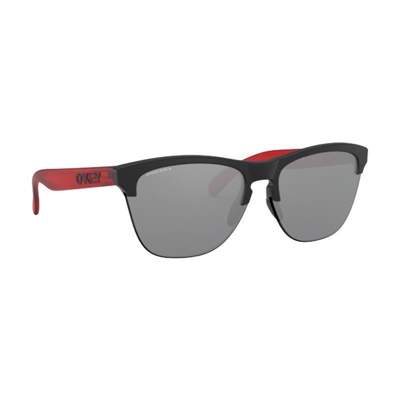 4d769480c4 Oakley Frogskins Lite Sunglasses Oo9374 20 63mm in Gray for Men - Lyst