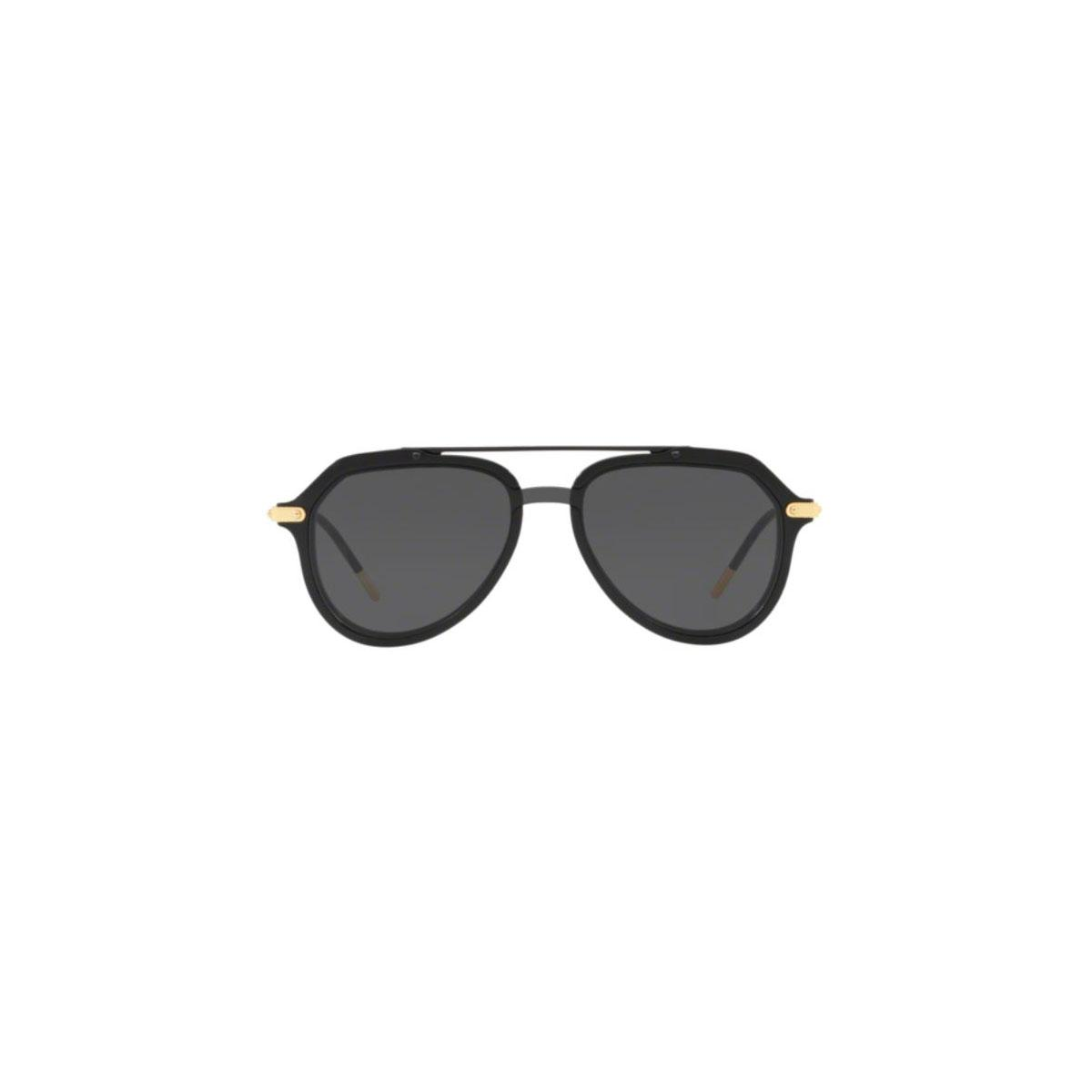 baa10d8584 Dolce   Gabbana Sunglasses Dg4330 501 87 22mm for Men - Lyst