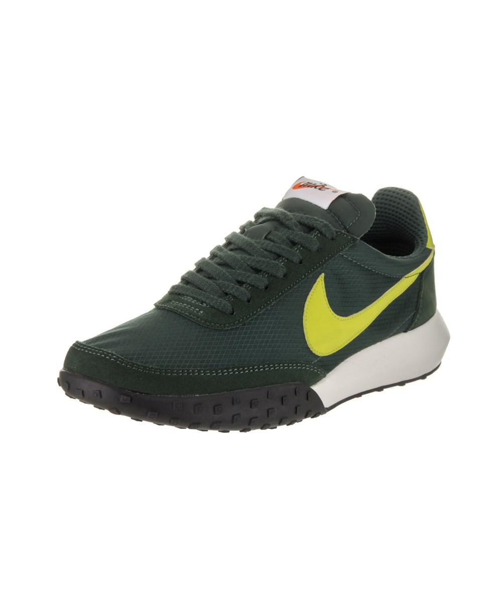 2b81dcc342fb Lyst - Nike Men s Roshe Waffle Racer Nm Training Shoe in Green for ...