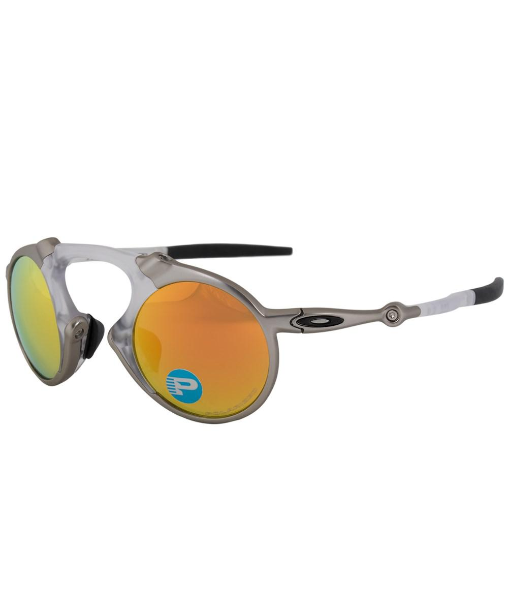 81a598fb163 where can i buy lyst oakley madman round sunglasses 0oo6019 601907 41 pol  59022 2668b