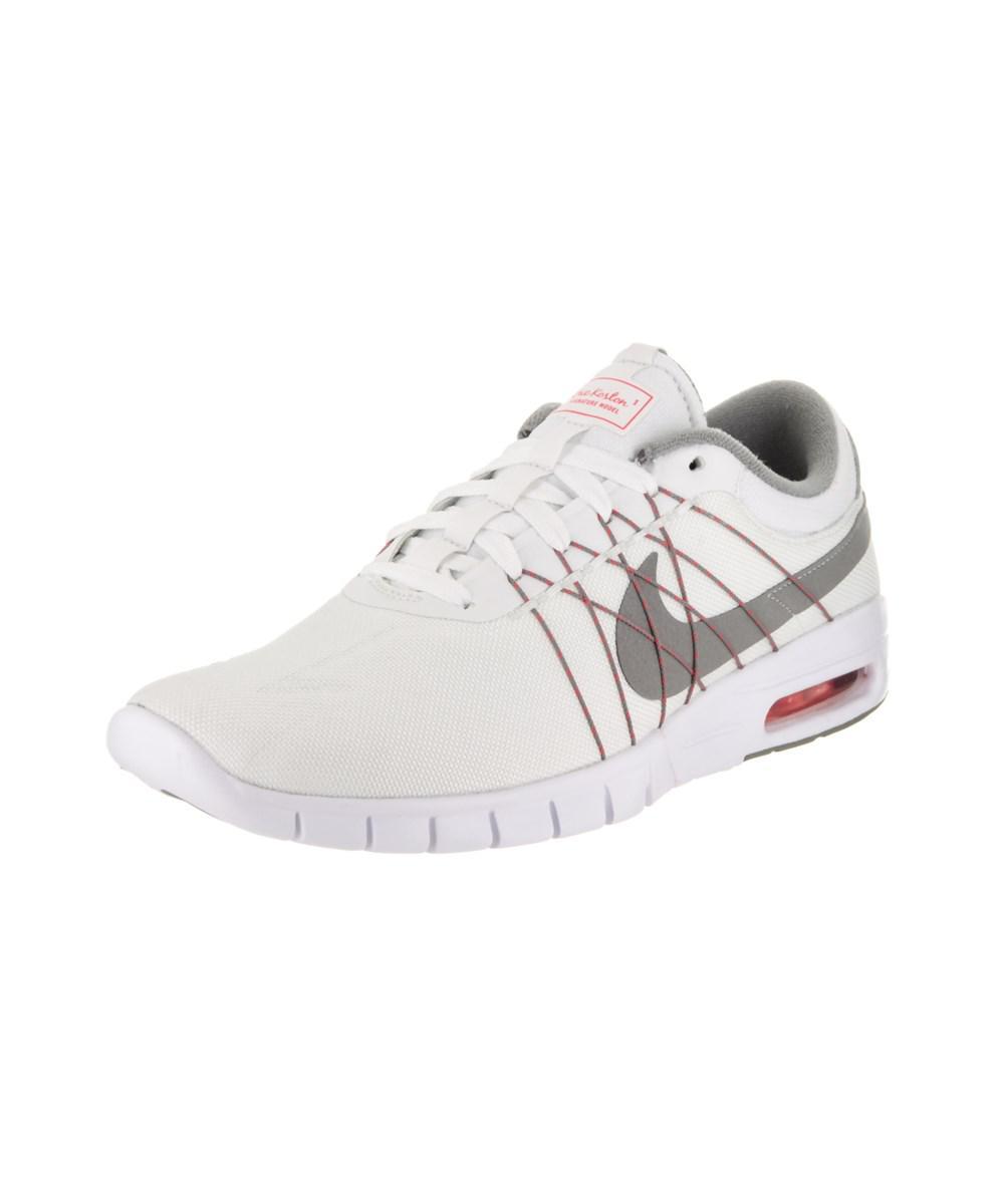 7957ed64eedf1 Lyst - Nike Men s Sb Koston Max Skate Shoes in White for Men
