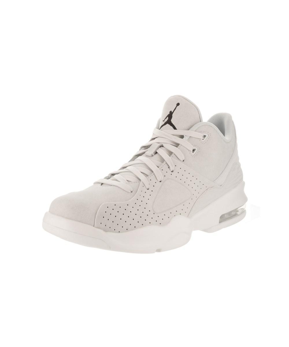 lyst nike nike uomini franchise basket scarpa in bianco.