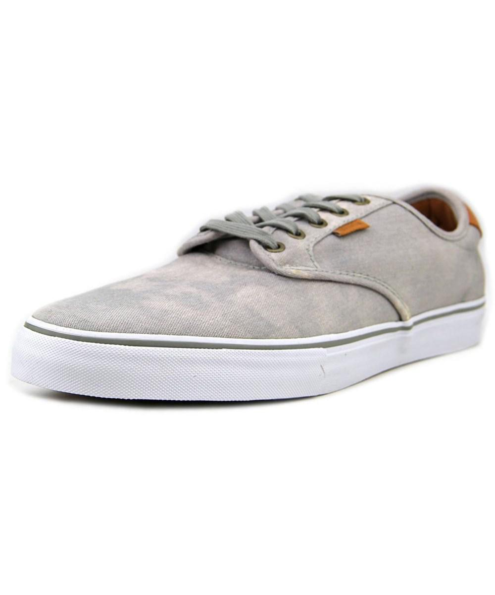 d13ee7ad7b4ffc Vans Chima Ferguson Pro Men Round Toe Canvas Sneakers in Gray for ...