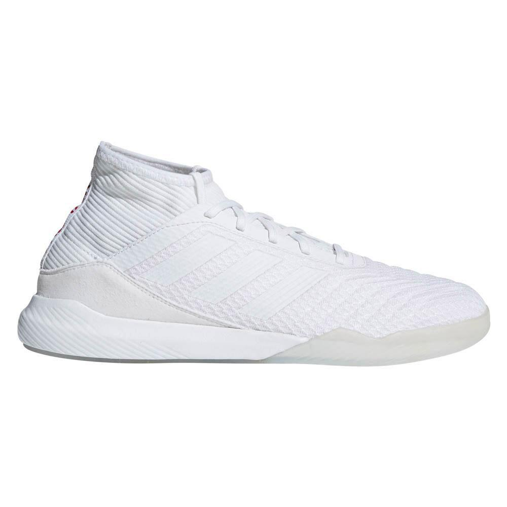 new arrival 8bc20 623de adidas. White Mens Predator Tango 18.3 Tr Fabric Hight Top Lace Up Soccer  Sneaker