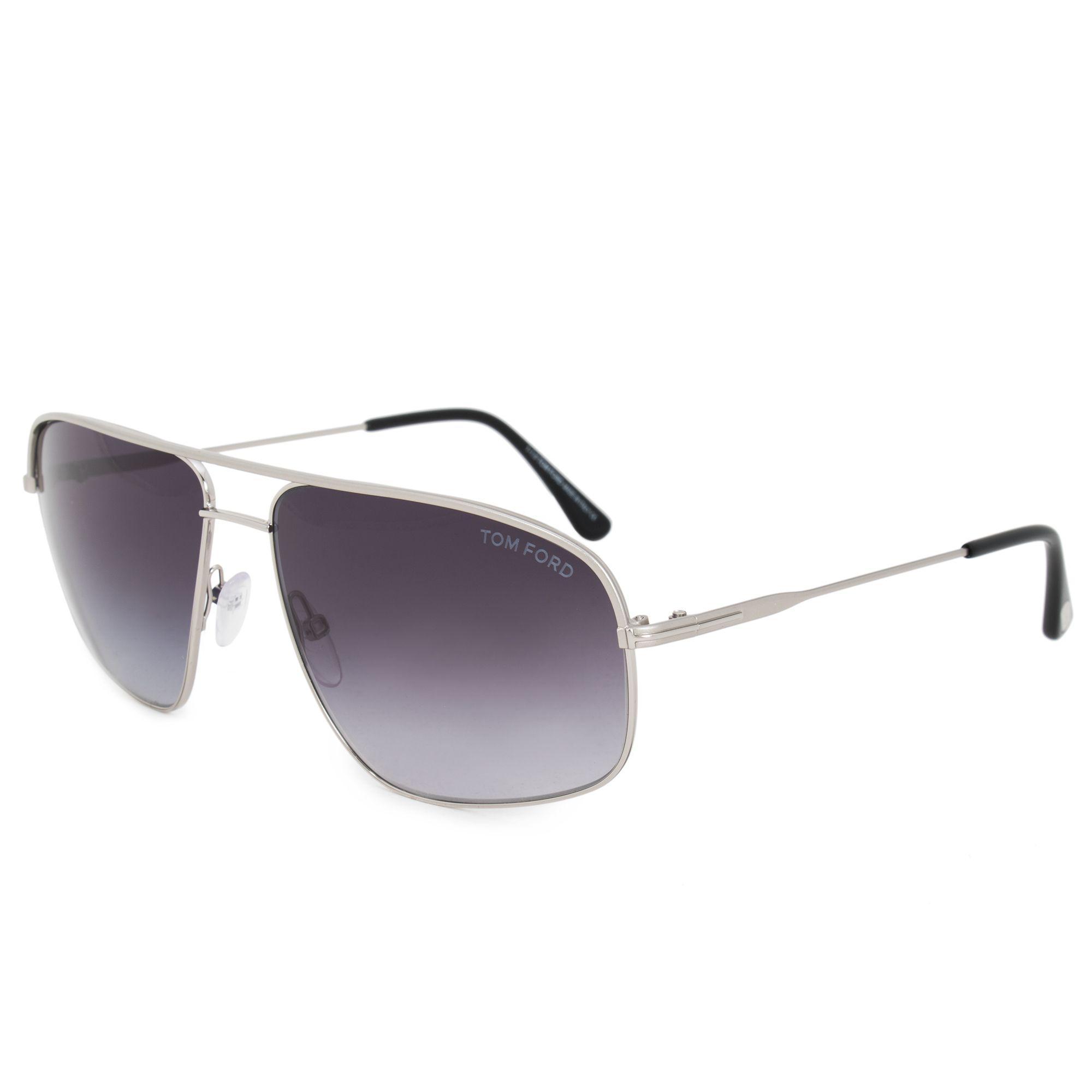 1fc5ad664219 Tom Ford - Multicolor Justin Aviator Sunglasses Ft0467 17w 60 - Lyst. View  fullscreen