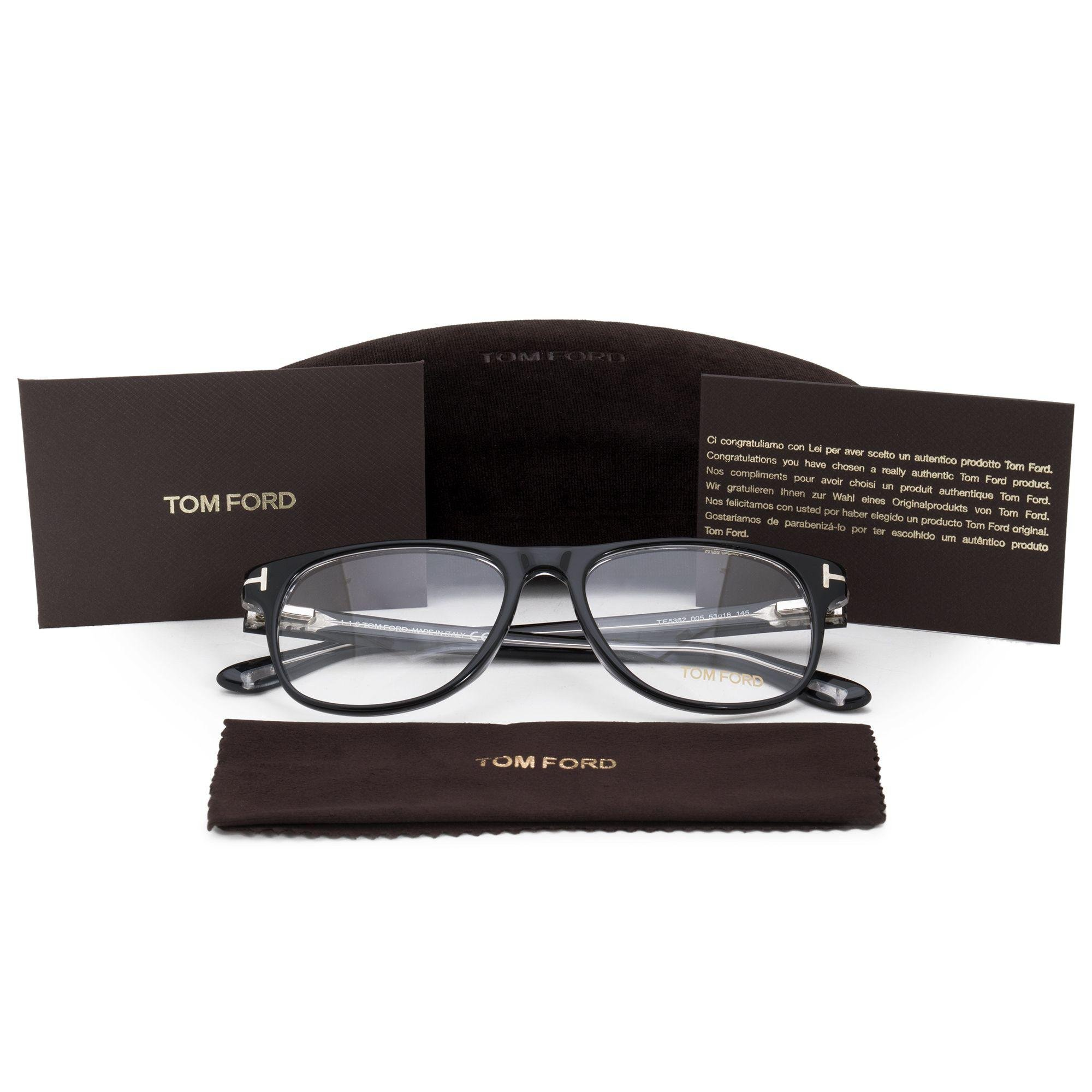3d8dac908dba Lyst - Tom Ford Ft5362 5 Square