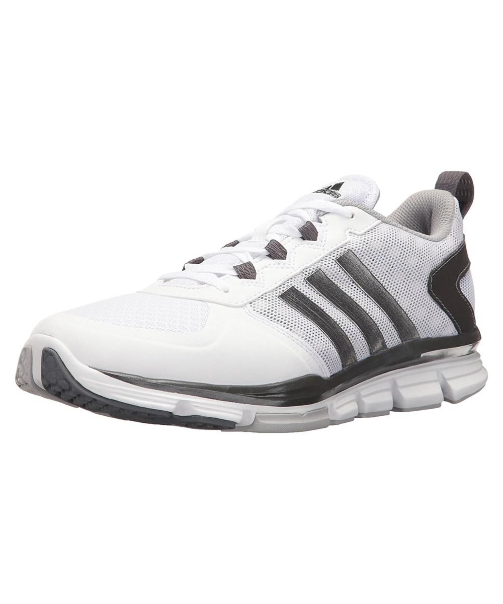 buy popular 874d0 31c0d adidas. White Performance Mens ...