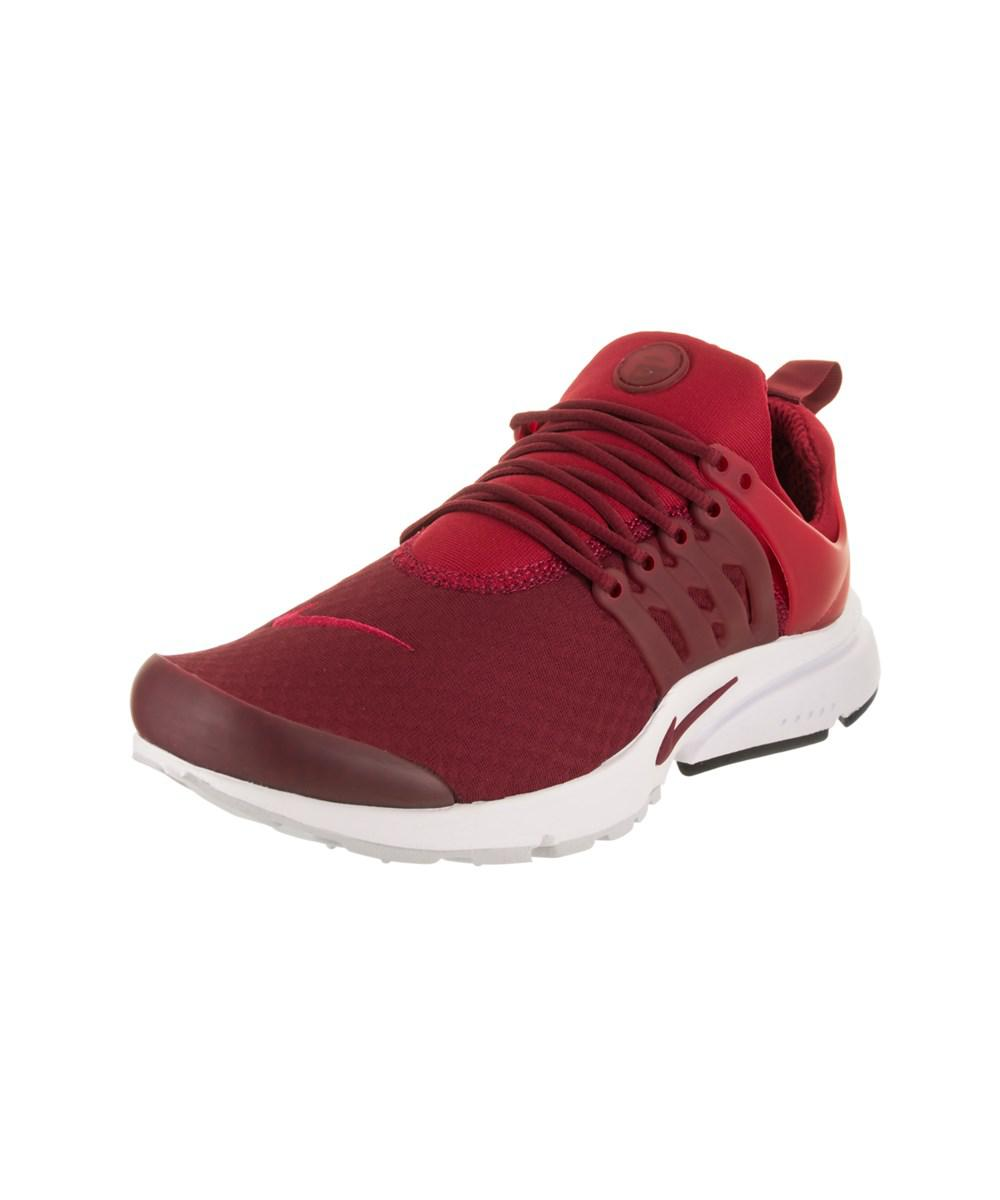 brand new b2b4b 6228c Nike - Red Men s Air Presto Essential Running Shoe for Men - Lyst. View  fullscreen