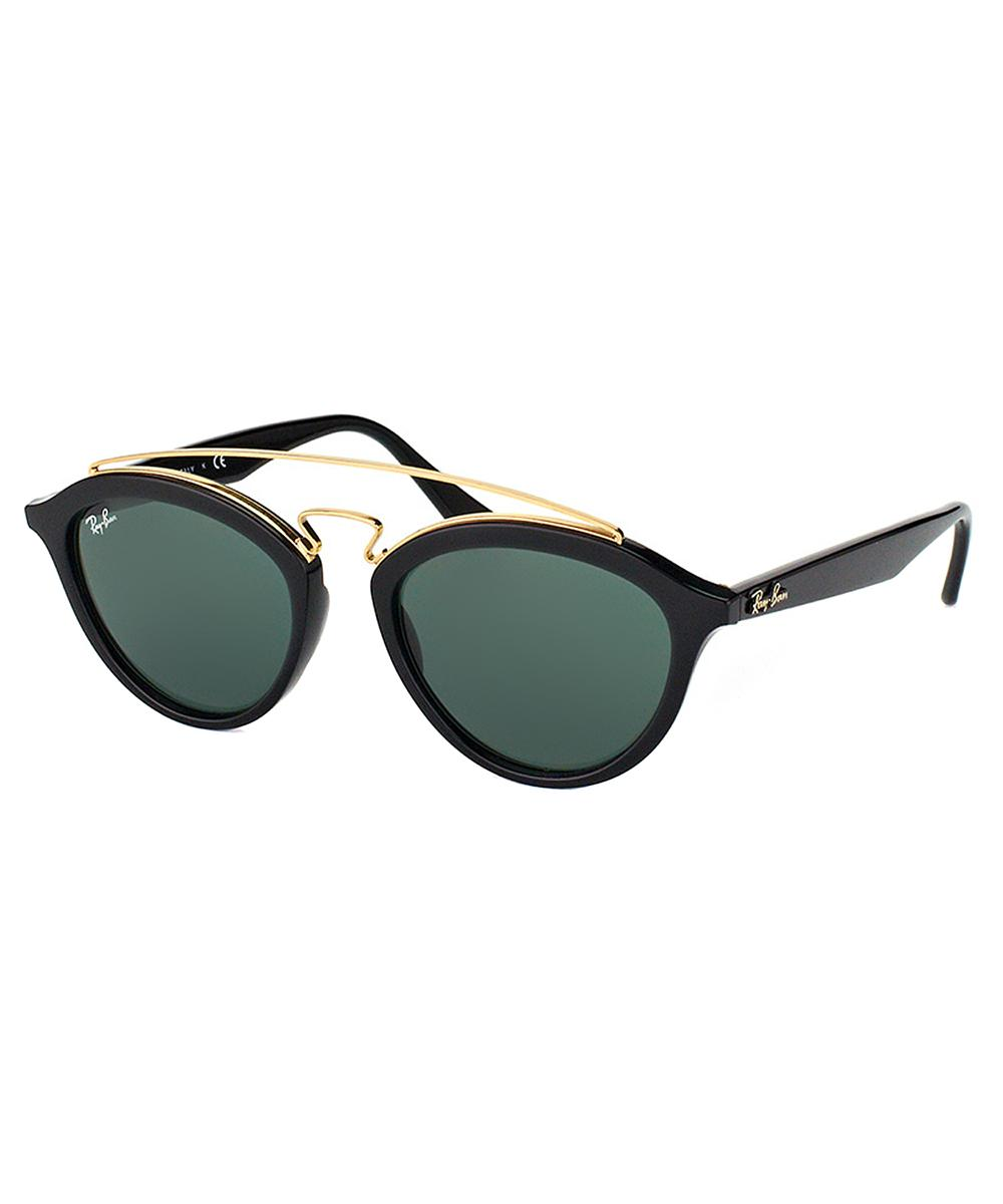 230ed1f69c4ba Lyst - Ray-Ban Gatsby Ii Fashion Plastic Sunglasses in Black - Save 10%