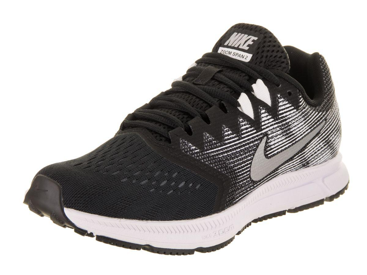 22296a15a39 Lyst - Nike Women s Zoom Span 2 Running Shoe in Black