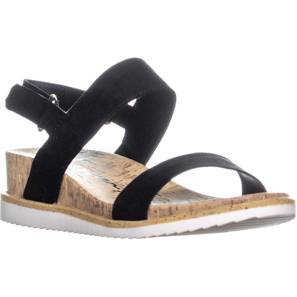 40bab22890a455 American Rag. Women s Ar35 Dalary Ankle Strap Wedge Sandals ...