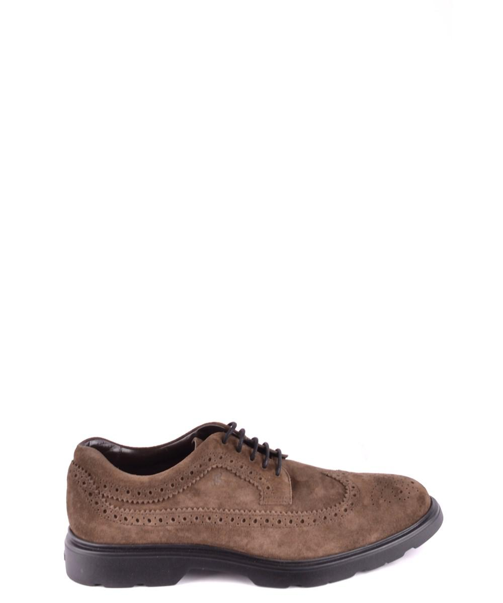 Hogan Lace-up shoes suede