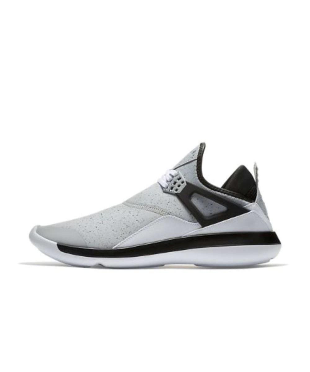 8c57fc7452 Lyst - Nike Mens Fly Fabric Low Top Lace Up Basketball Shoes in Gray ...