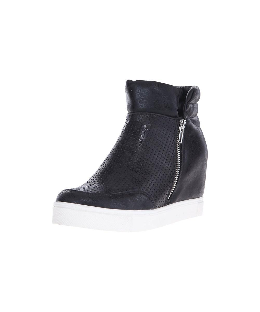a016bd4f654 Lyst - Steve Madden Women s Linqsp Fashion Sneaker in Black
