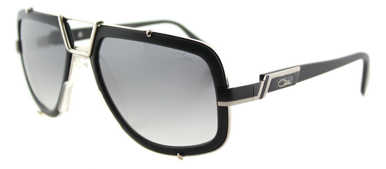 780bde7a43 Lyst - Cazal 656 011sg Black Aviator Sunglasses in Black