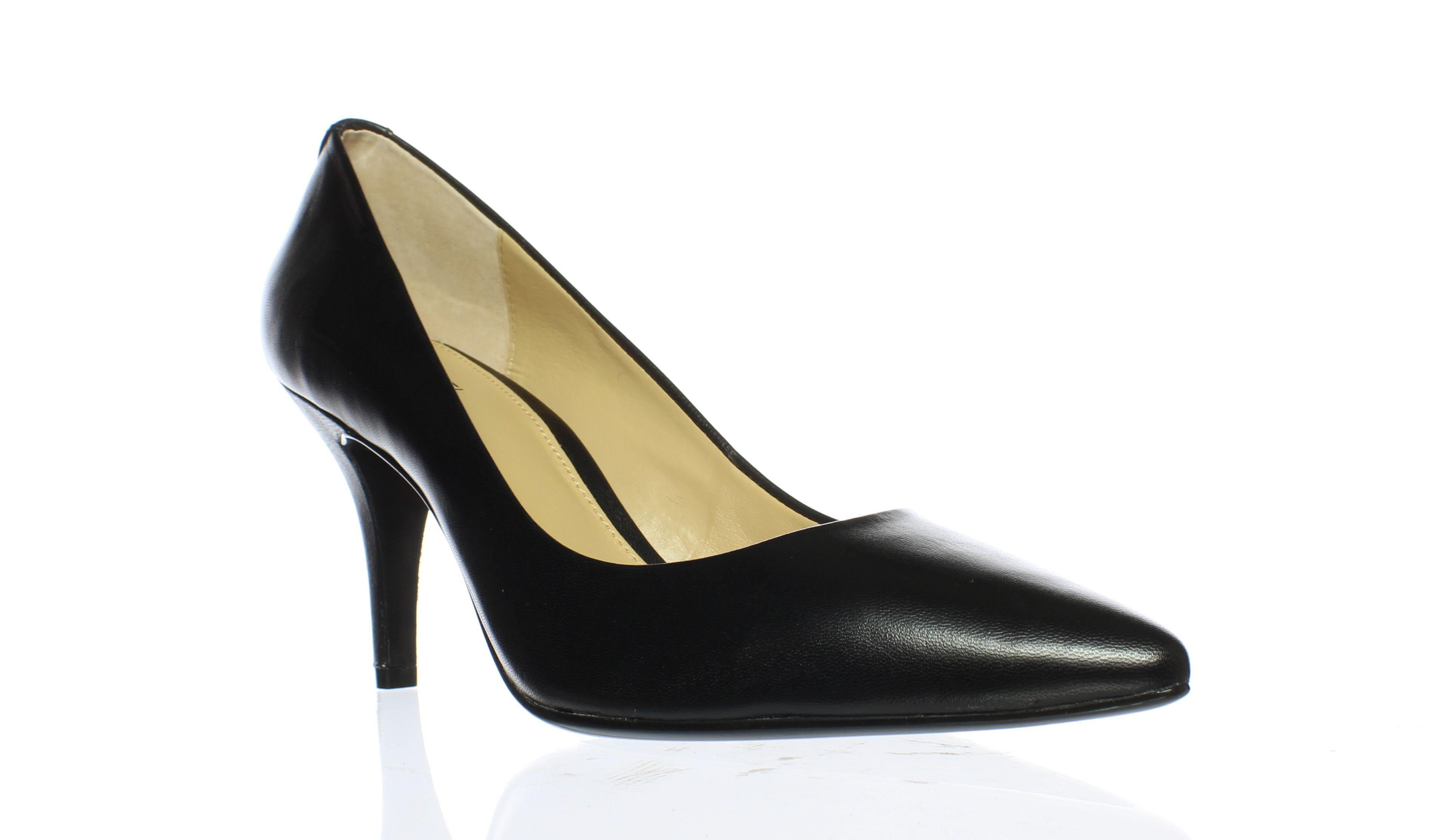9aa55bb2bf38 Lyst - Michael Kors Womens Flex Black Pumps in Black