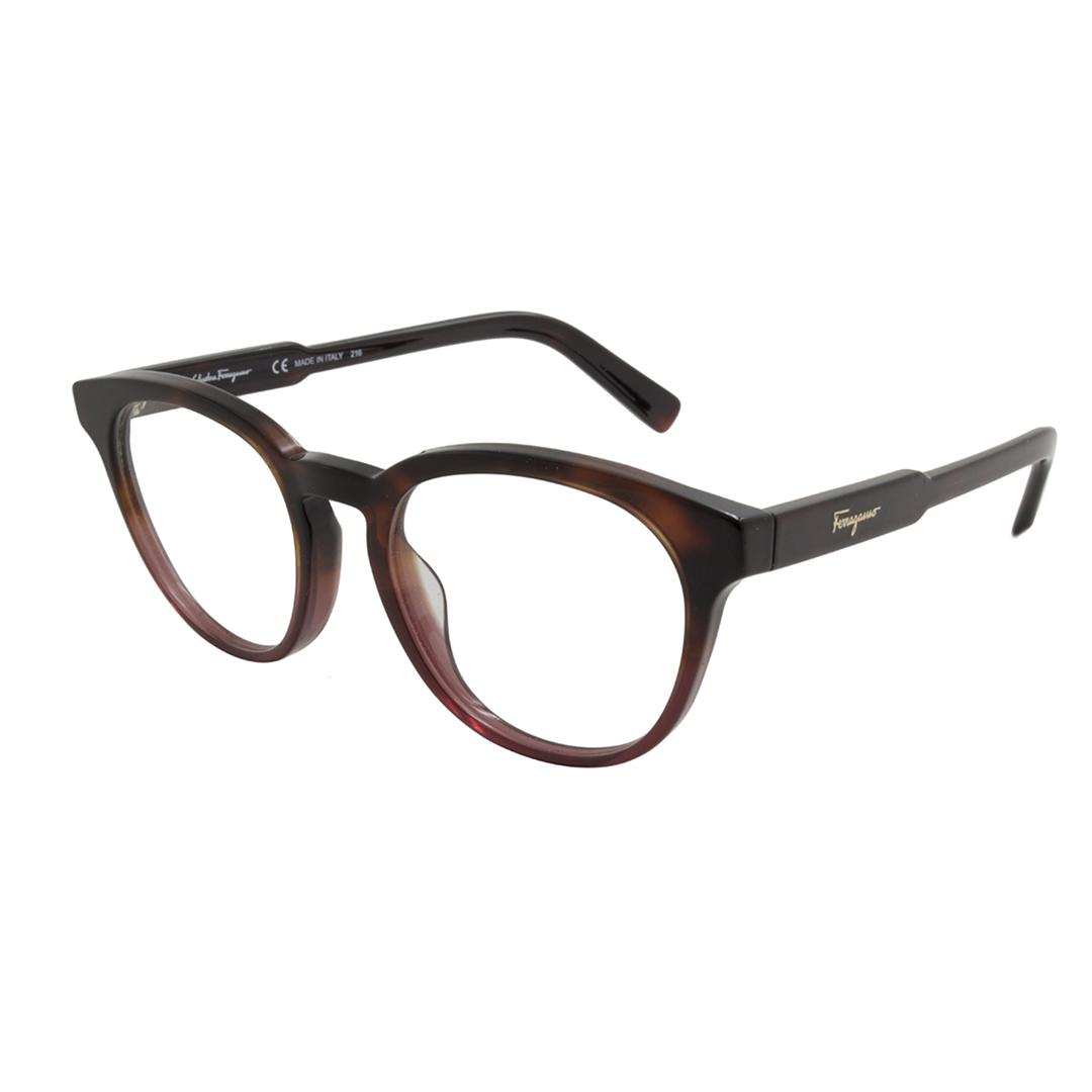 5d12310f6b70 Lyst - Ferragamo Ferragamo Rx Sf2762 Havana Cherry Women Eyeglasses