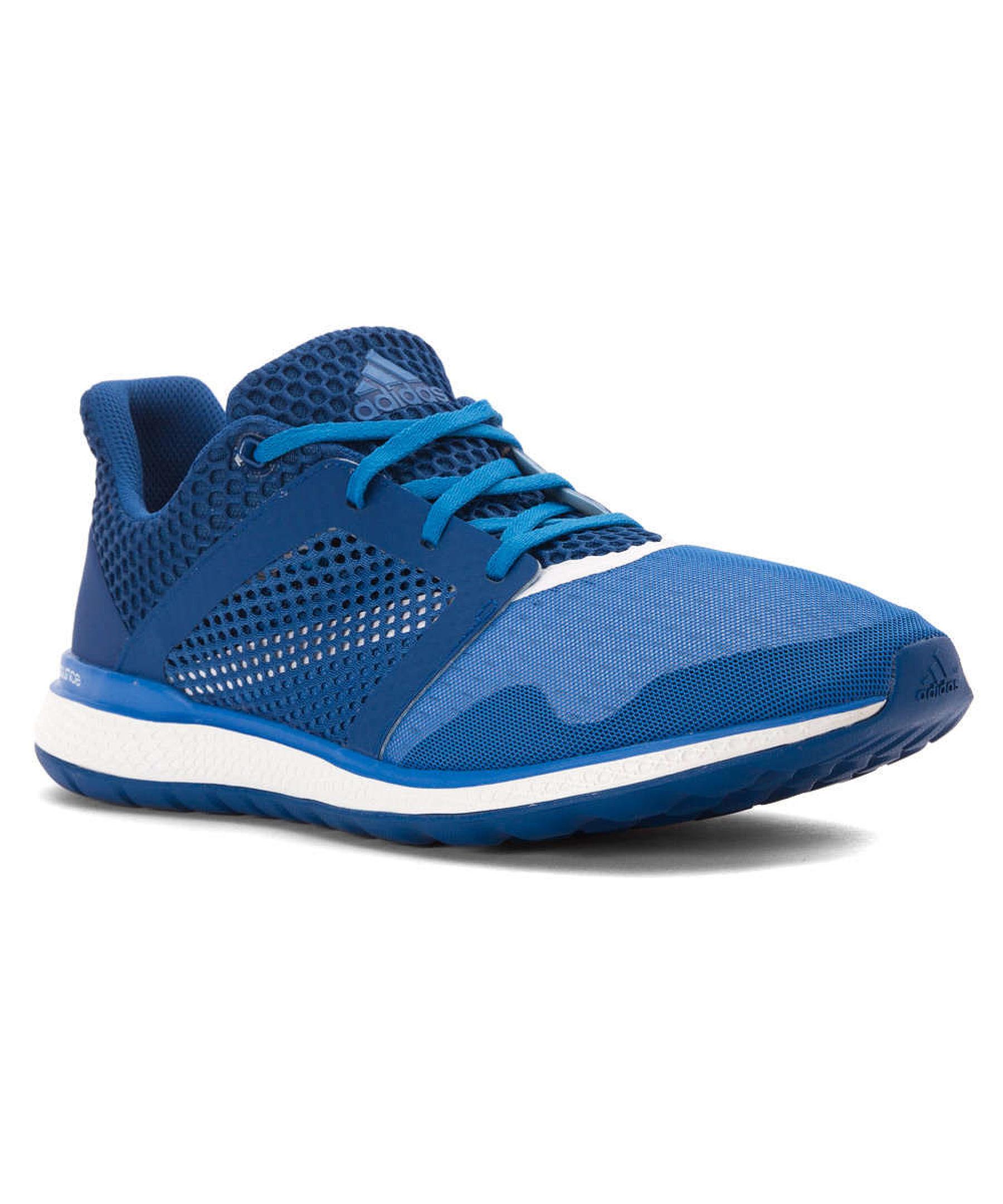 amazonka najlepsza wyprzedaż ponadczasowy design adidas bounce mens blue