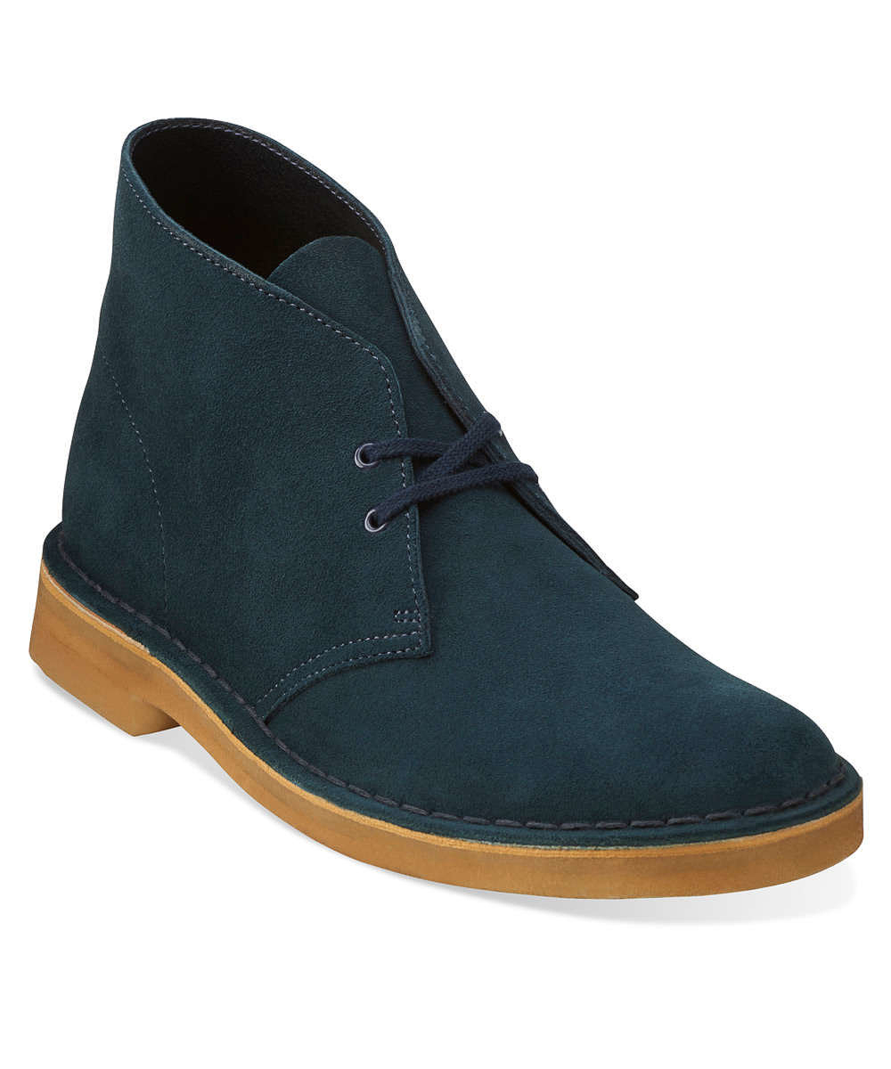 Desert Boots for Men. The desert boot dates back to the s when creator Nathan Clark was a member of the British army stationed in Burma. Noticing that some officers were wearing comfortable lace-up suede boots, Clark found out the source of the boots was a bazaar in Egypt.