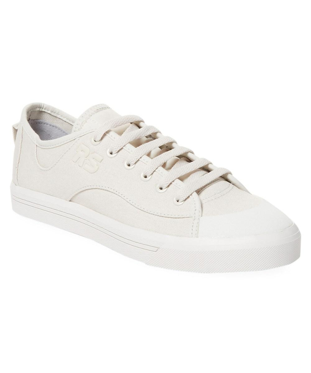 4362ccc9876d2 Lyst - Adidas By Raf Simons Spirit V Low-top Sneaker in White for Men