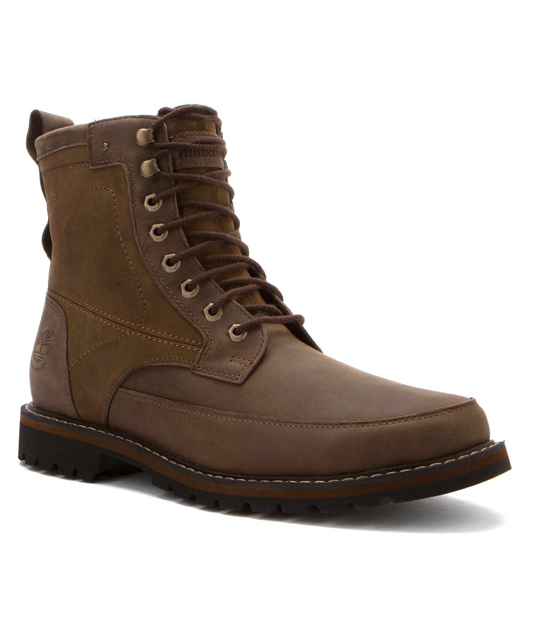 timberland men 39 s earthkeepers chestnut ridge 6 inch boot waterproof boots in brown for men. Black Bedroom Furniture Sets. Home Design Ideas