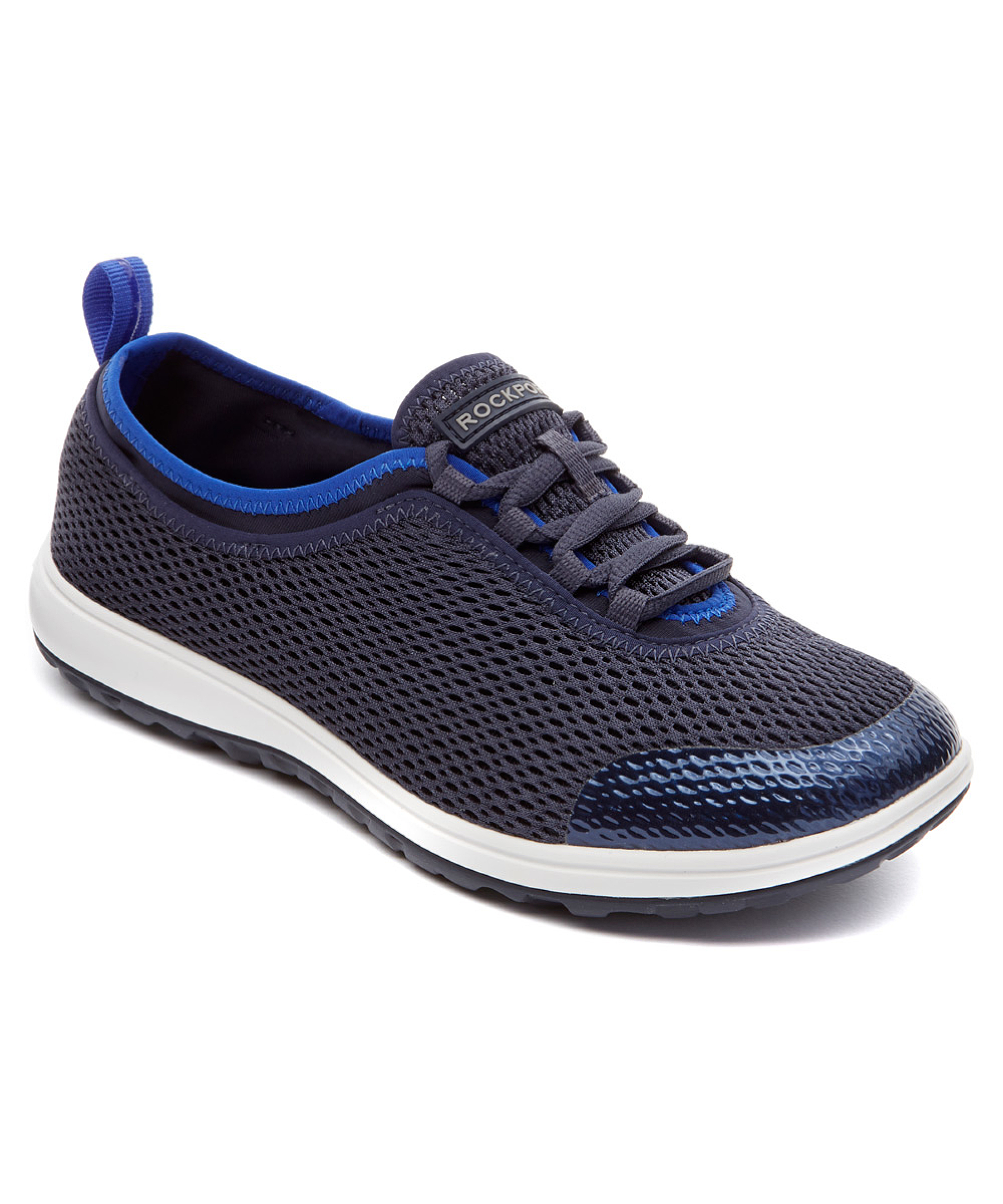 Rockport Mens Lace Up Mesh Shoes