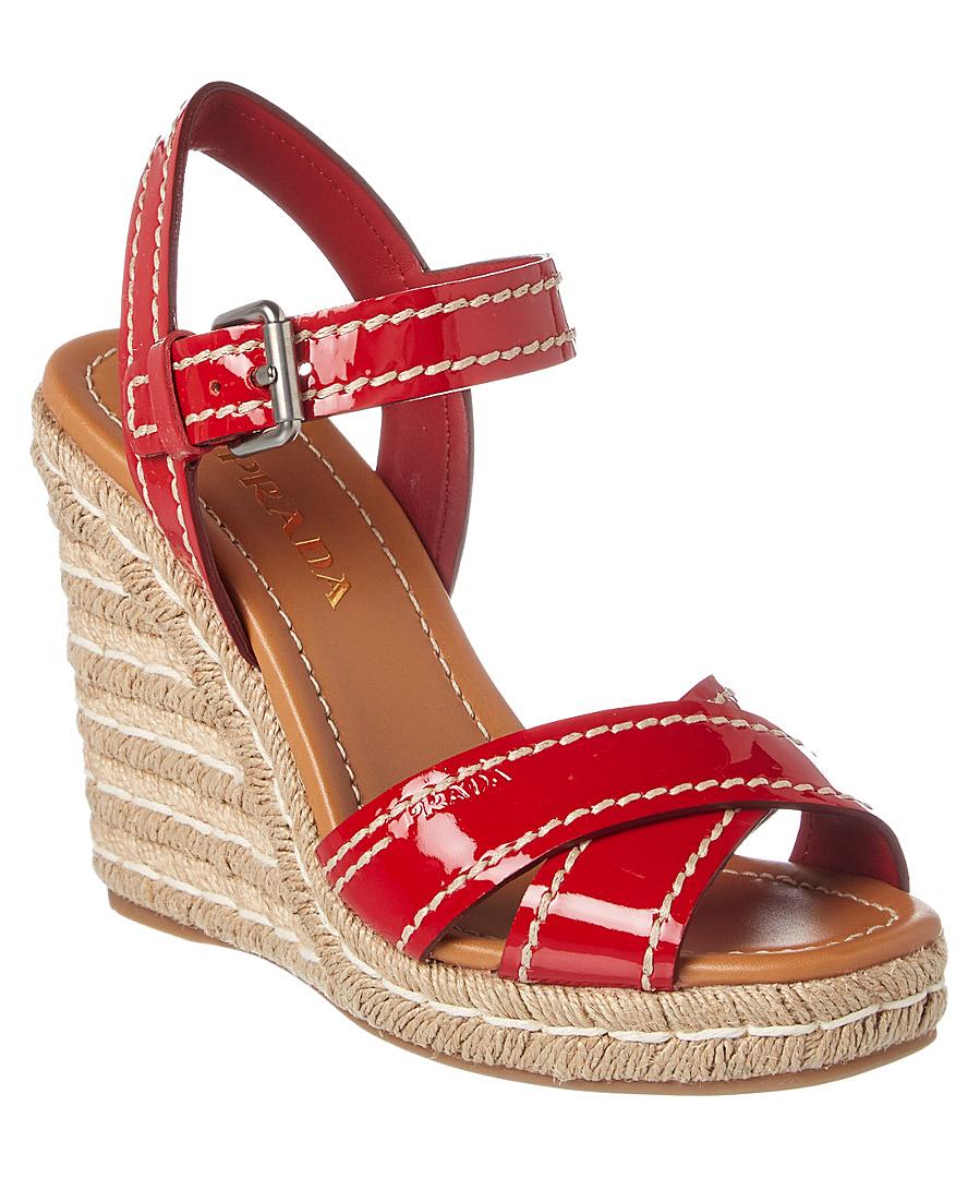 Prada Mens Wedge Shoes