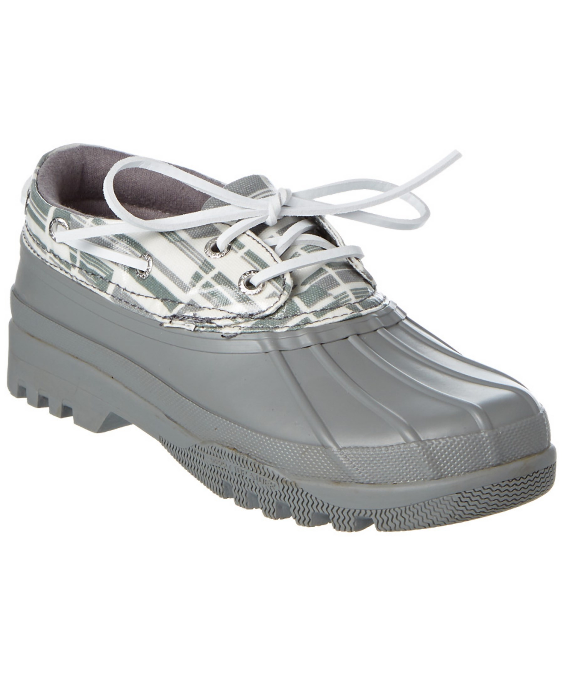 Sperry Top Sider Heron Duck Boot In Gray Grey Save 40