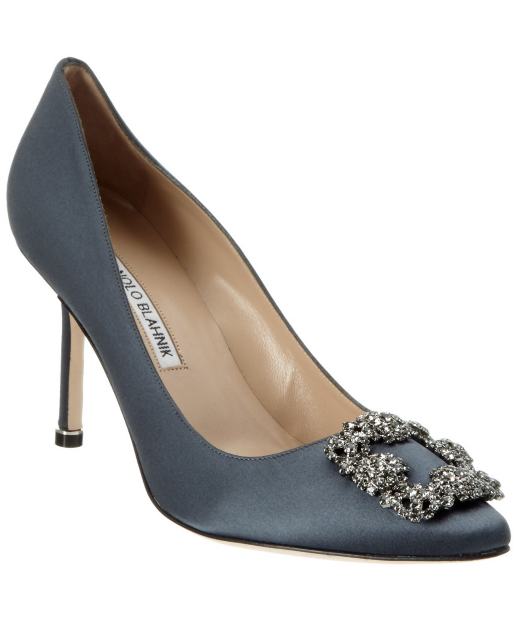 Gallery. Previously sold at: Bluefly · Women's Manolo Blahnik Hangisi